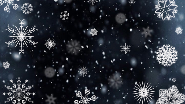 雪の結晶のイメージ